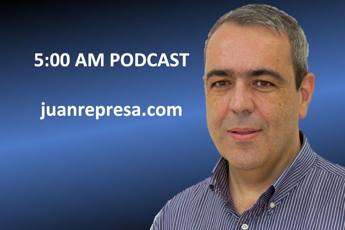 5:00 AM Podcast - immagine di copertina