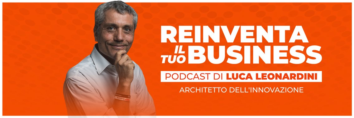 Reinventa il tuo business - imagen de portada