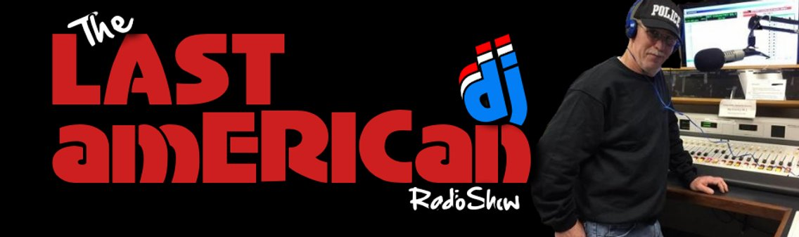 The Last American DJ Radio Show - Cover Image