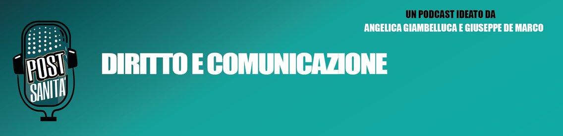 Post-Sanità - Diritto e Comunicazione - Cover Image