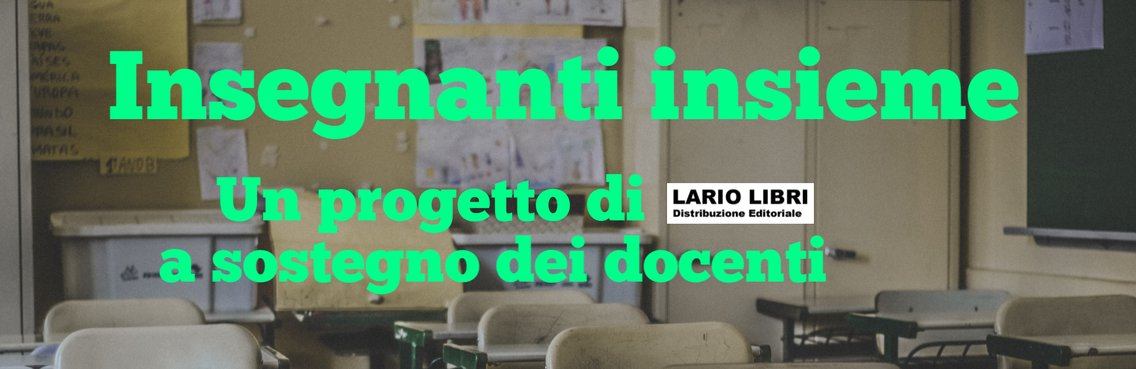 Insegnanti insieme - Cover Image