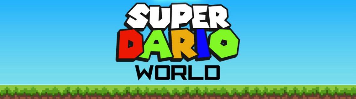 Super Dario World Podcast - immagine di copertina