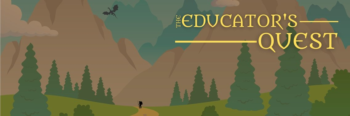 The Educator's Quest - Cover Image