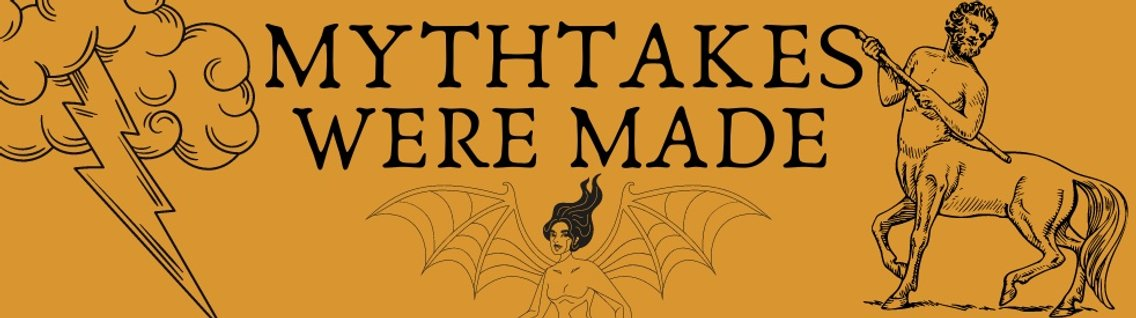 Mythtakes Were Made - Cover Image