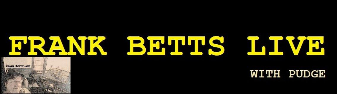 Frank Betts Live. with Pudge. - immagine di copertina