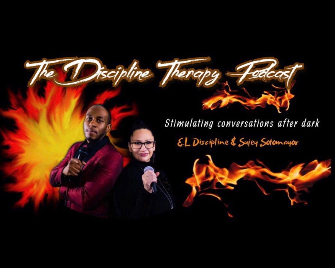 The Discipline Therapy Podcast - imagen de portada