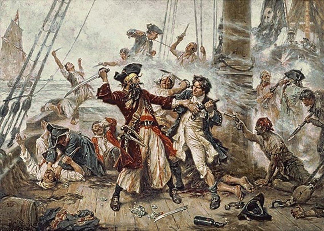 Radio Pirata - Cover Image