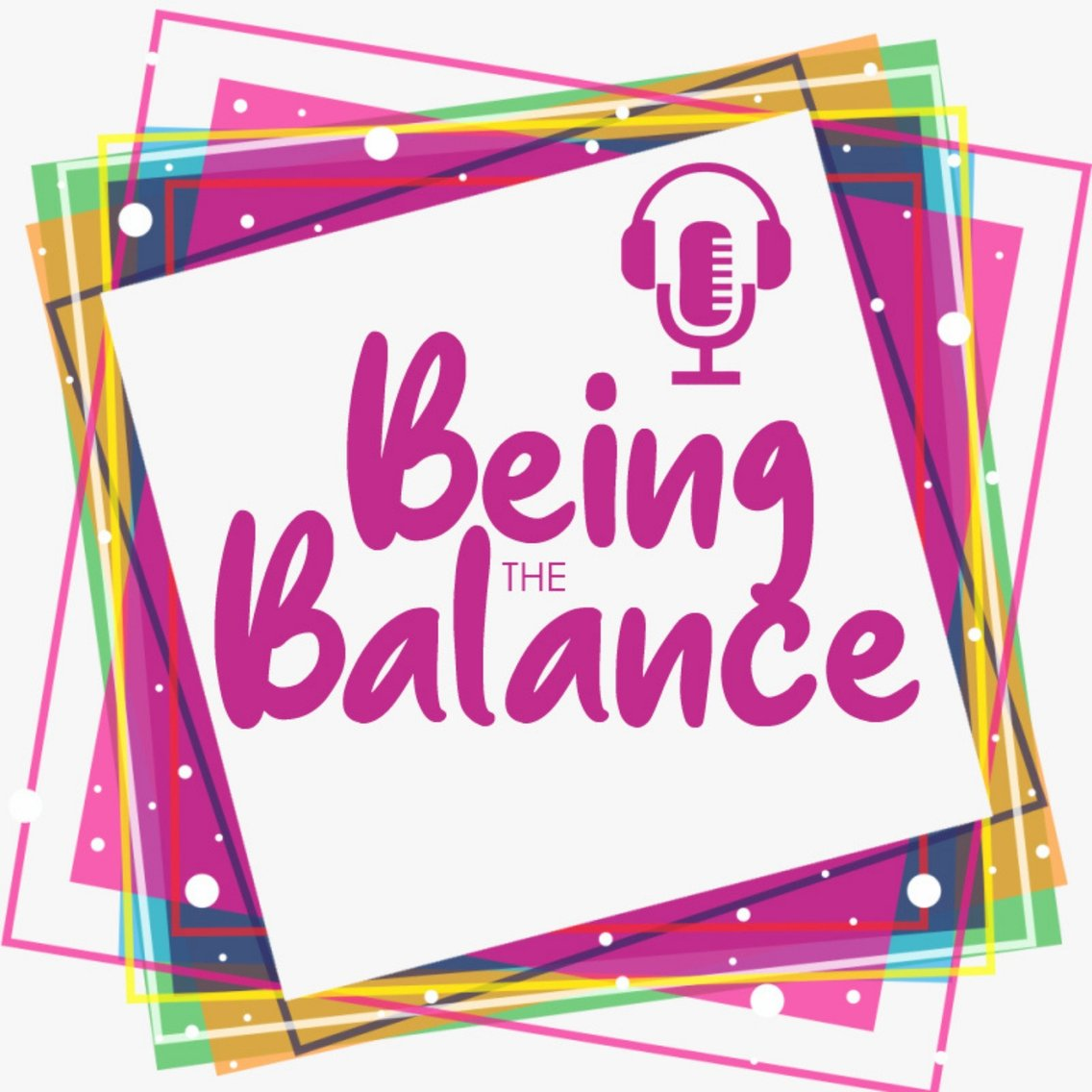 Being The Balance - Cover Image