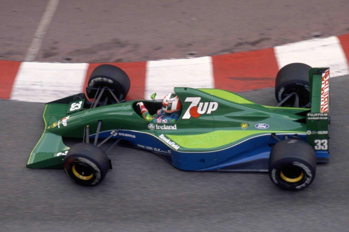 The Gary Anderson F1 Show - immagine di copertina