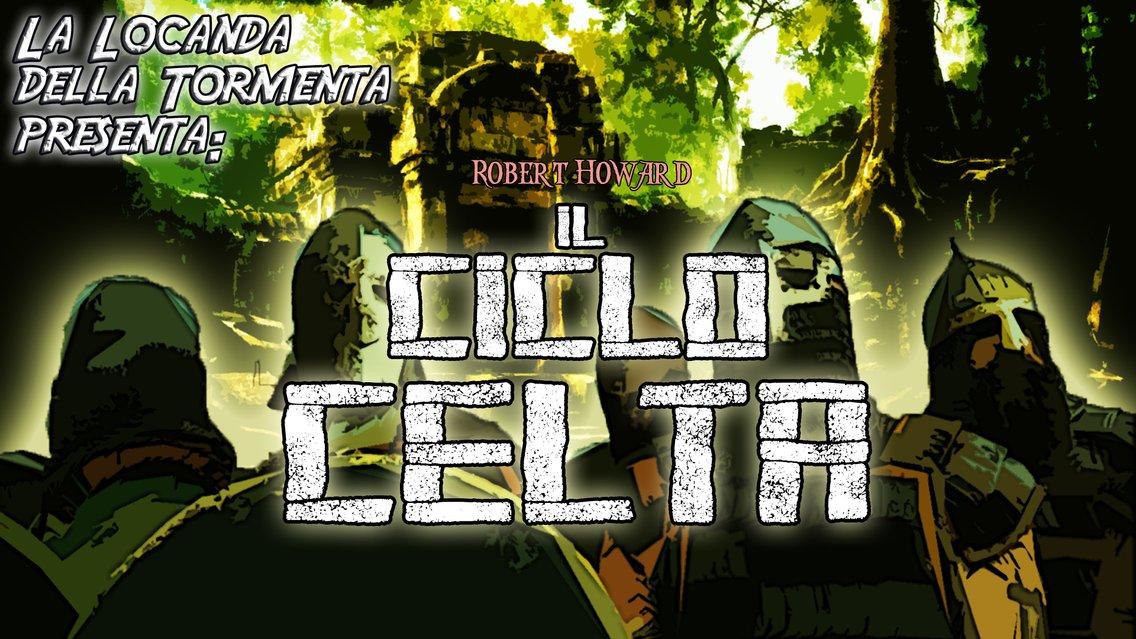 Audiolibri Robert Howard Ciclo Celta - immagine di copertina