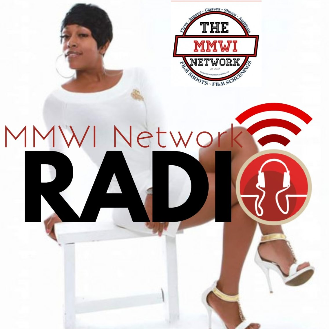 Miss ME Wit It Talk Radio Station - MMWI NETWORK RADIO - imagen de portada