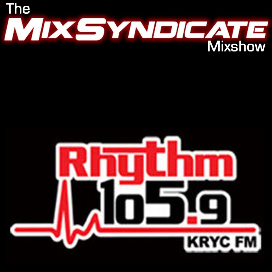 The Mix Syndicate Mixshow Rhythm 105.9 - imagen de portada