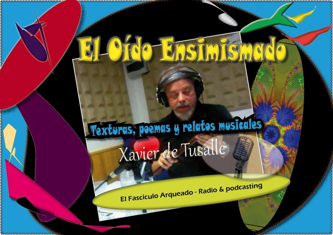 El Oído Ensimismado - Texturas musicales - Primeras tomas - Cover Image