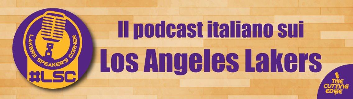 Lakers Speaker's Corner - imagen de portada