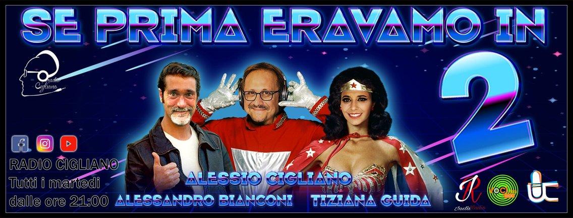 SE PRIMA ERAVAMO IN 2 - Quarta stagione - Cover Image