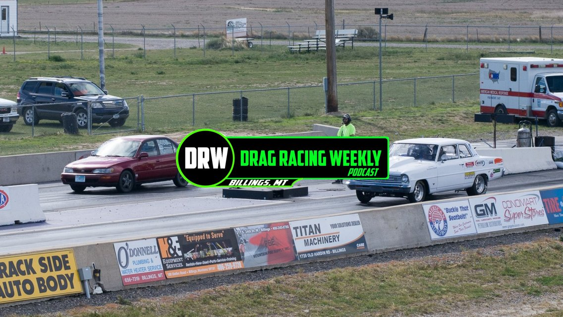 Drag Racing Weekly - Cover Image
