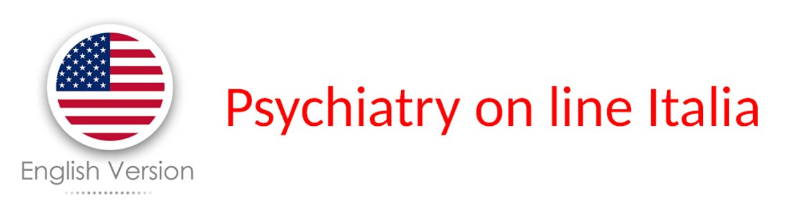 PSYCHIATRY ON LINE ITALIA - English Podcast - Cover Image