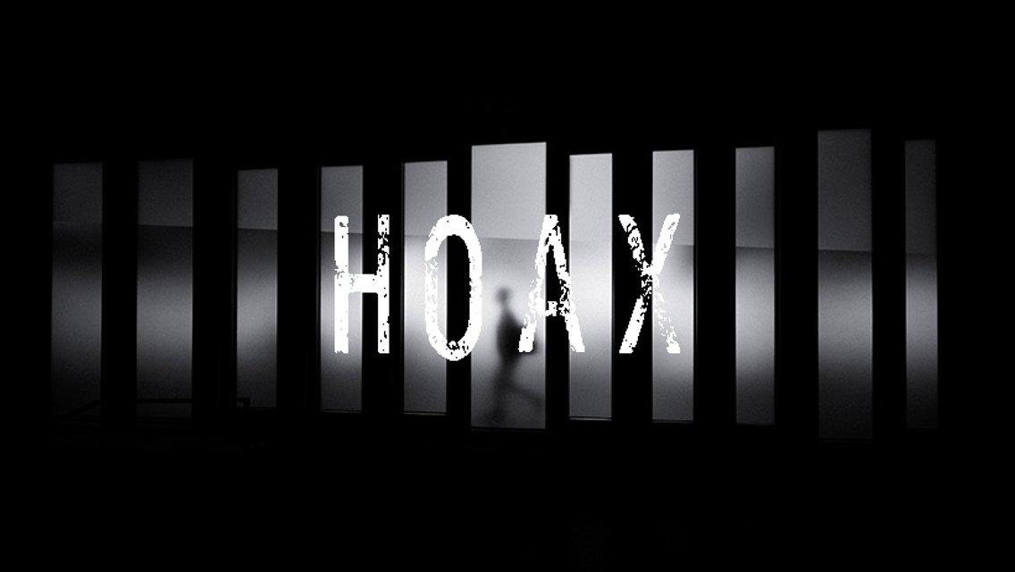 Hoax - imagen de portada