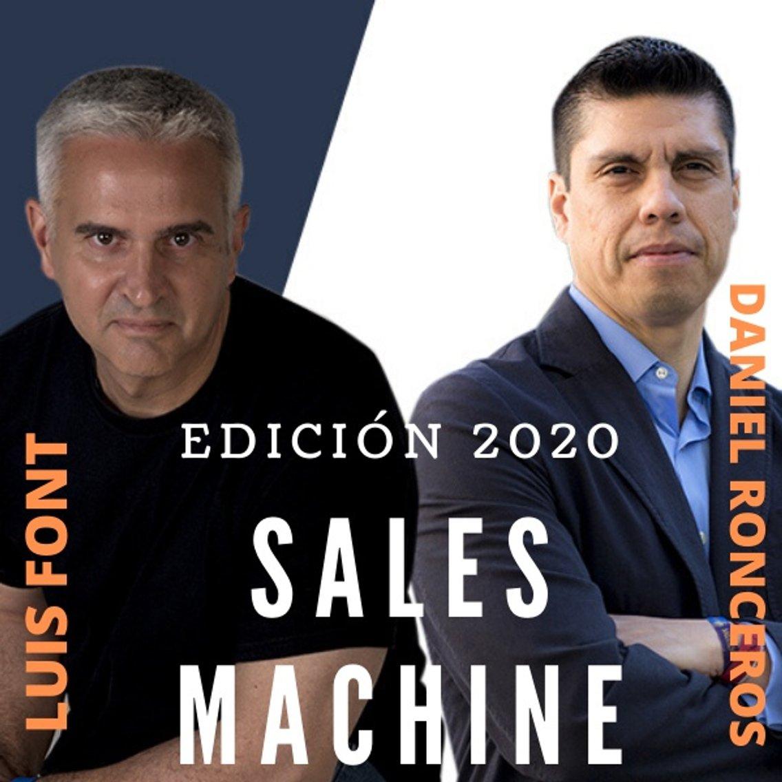 Sales Machine - immagine di copertina