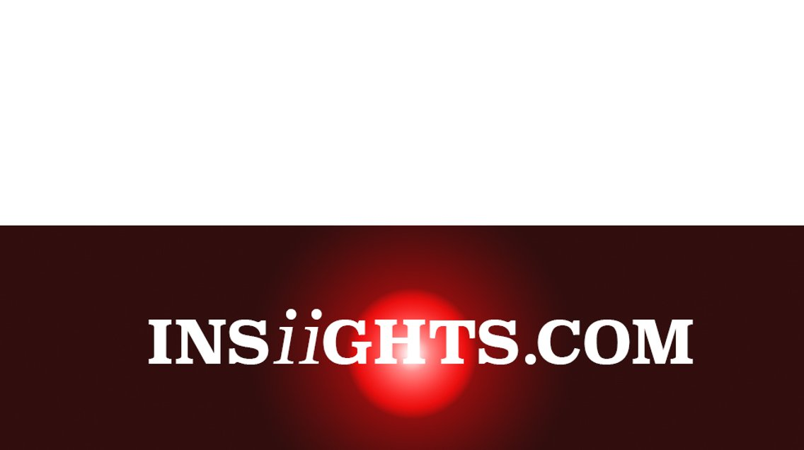 INSiiGHTS - Cover Image