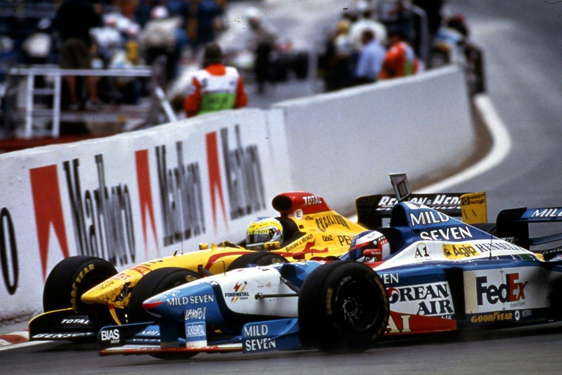 Bring Back V10s - Classic F1 stories - immagine di copertina
