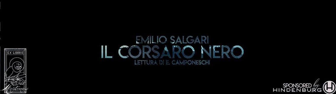 Il Corsaro Nero - E. Salgari - imagen de portada