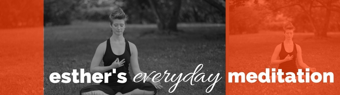Esther's Everyday Meditation - Cover Image