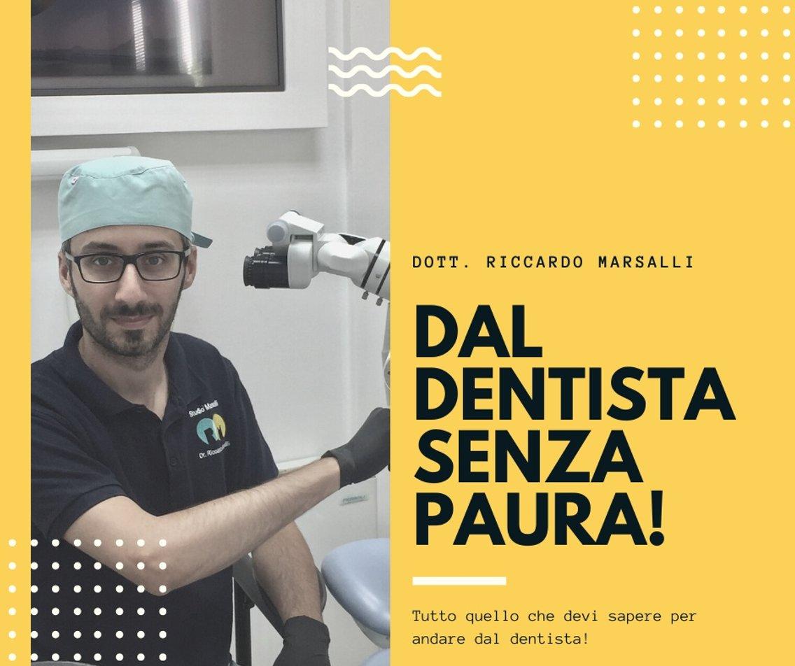 Dal dentista senza paura! - Cover Image