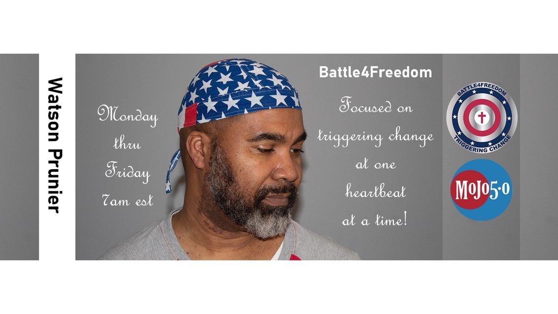 Battle4Freedom - imagen de portada