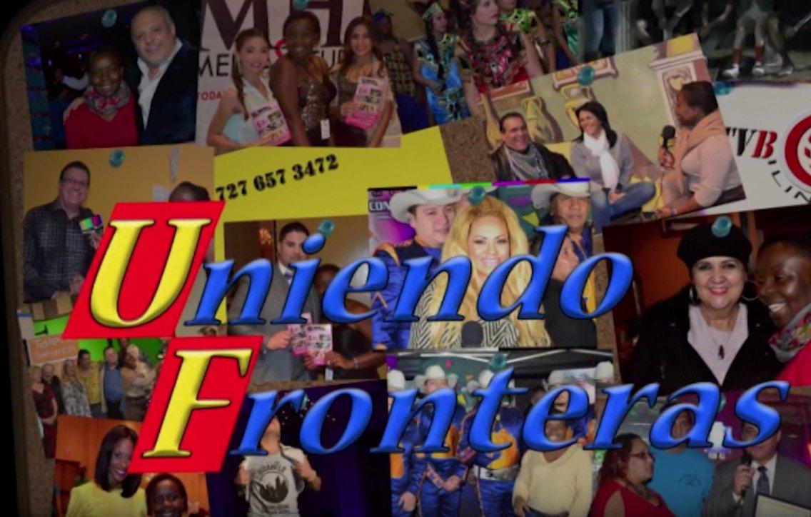 Uniendo Fronteras - imagen de portada