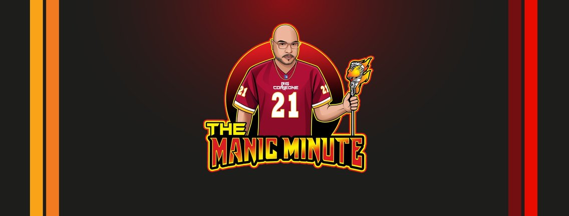 The Manic Minute - Cover Image