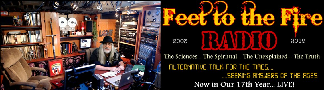 Feet to the Fire Radio - Cover Image