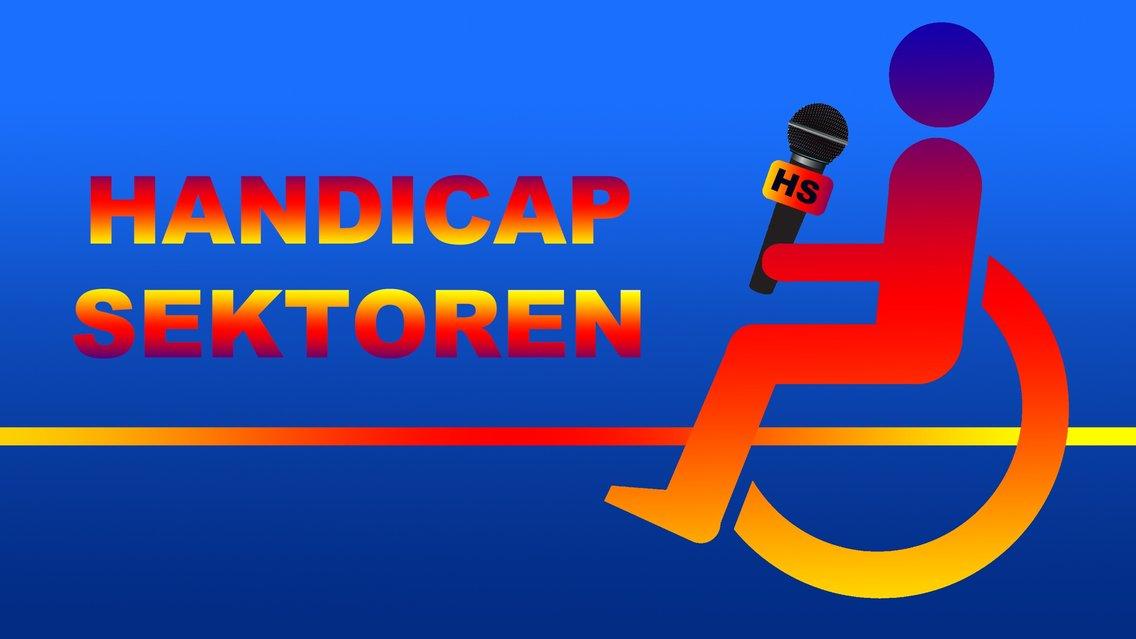 RADIO GLAD - Handicapsektoren - immagine di copertina
