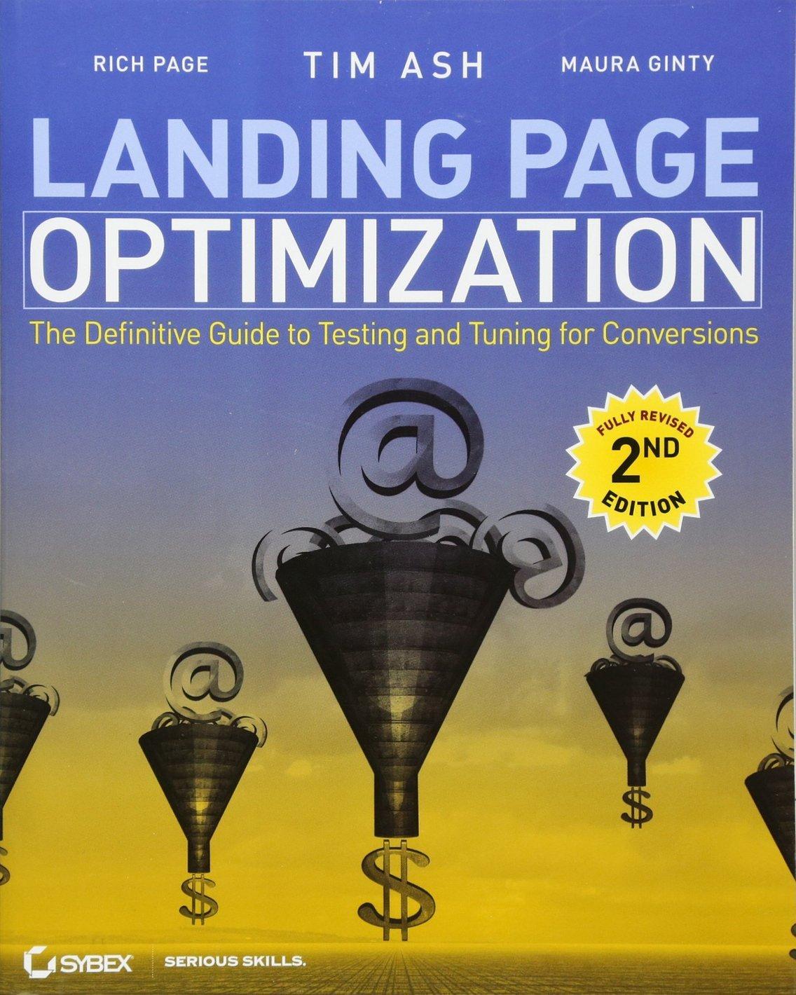 LPO: Landing Page Optimization - imagen de portada