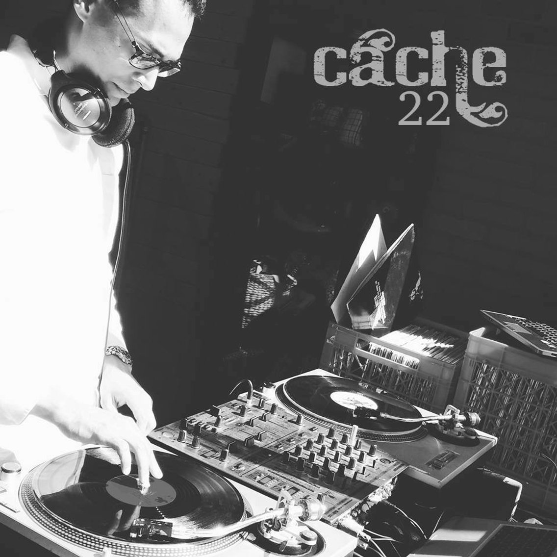 Tapes by Cache 22 - Cover Image