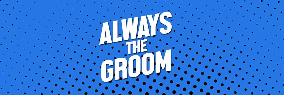 Always the Groom - Cover Image