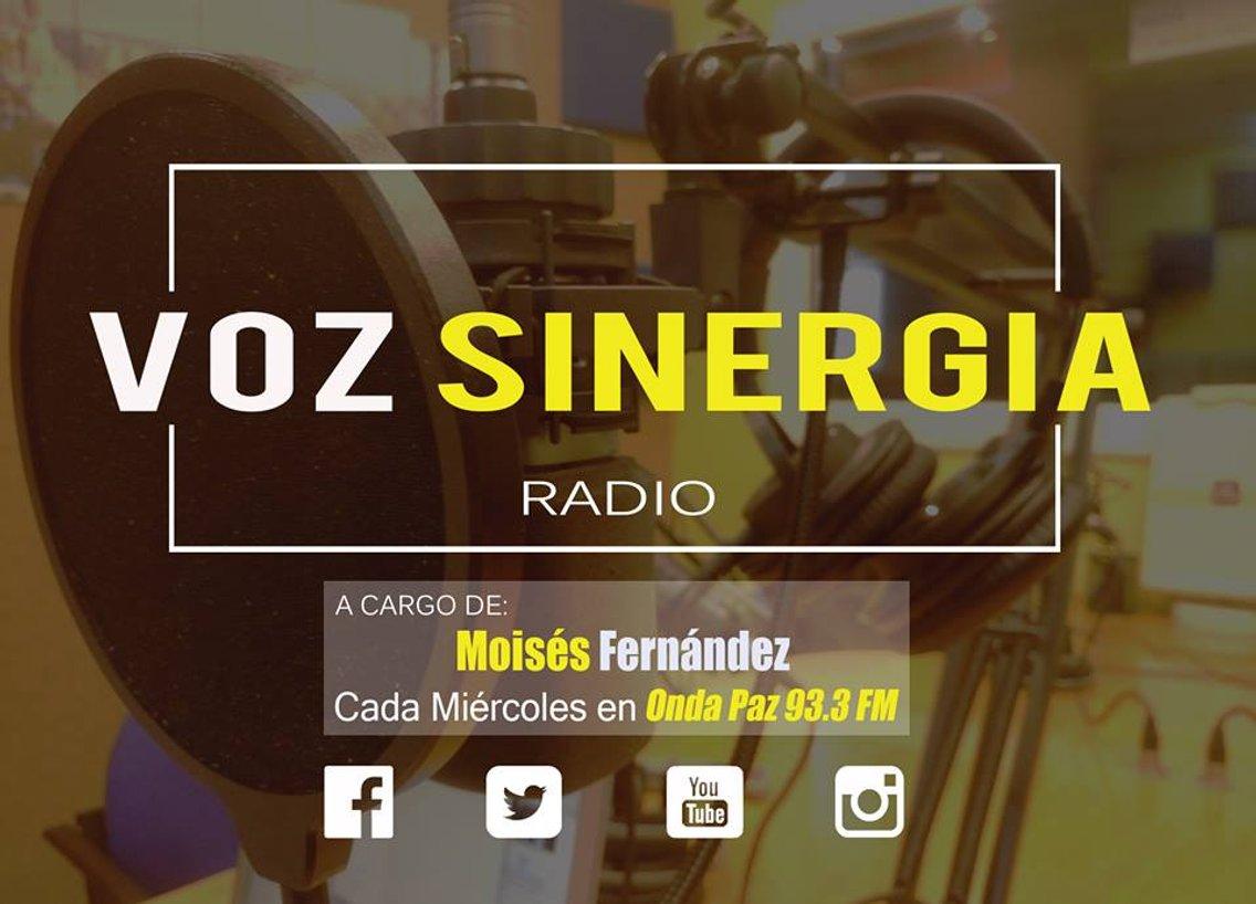 VOZ SINEGIA RADIO - imagen de portada