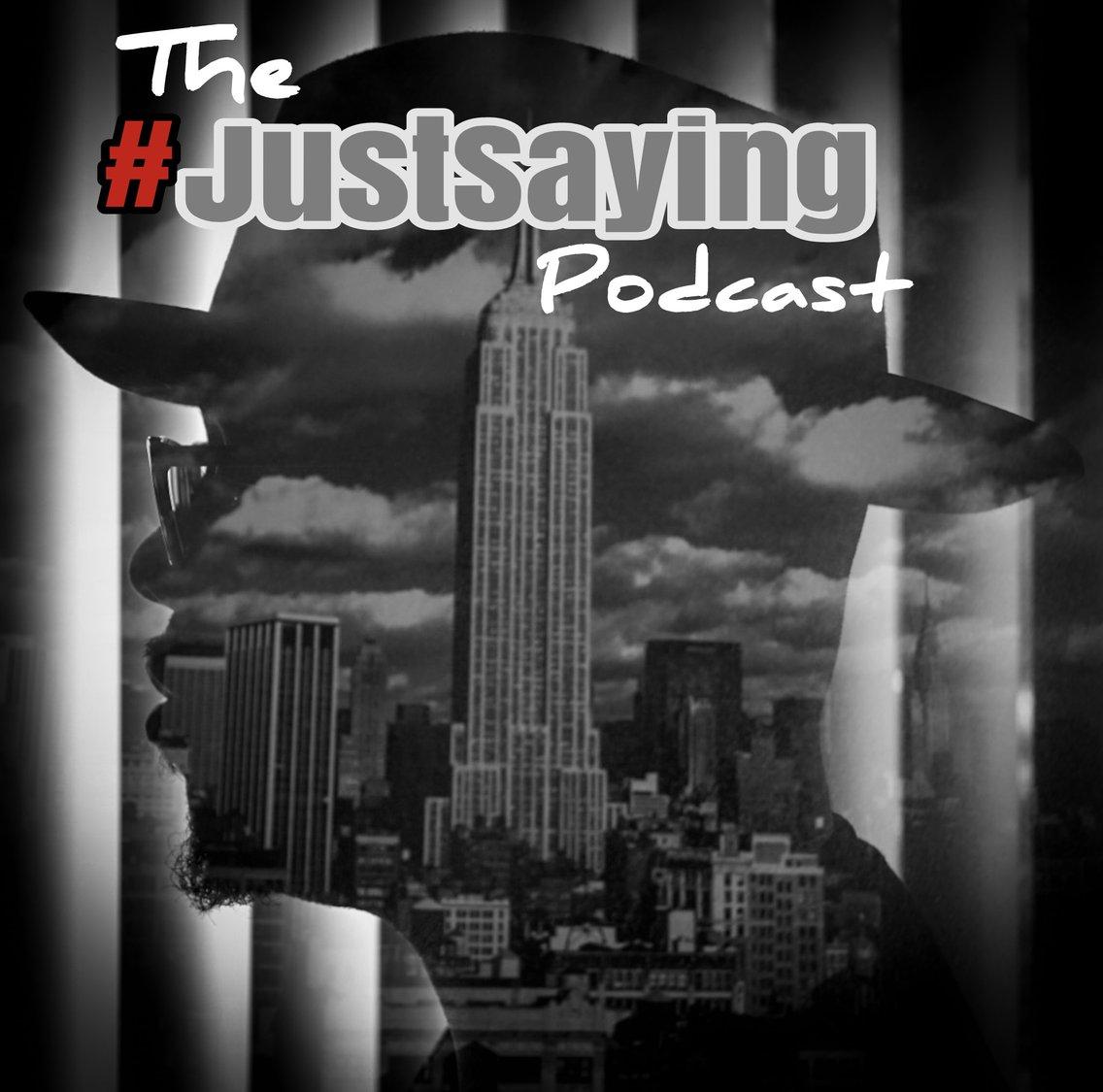 #JustSaying - Cover Image