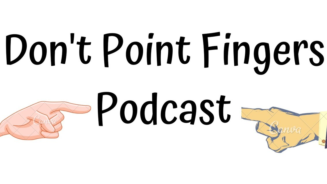 Don't Point Fingers - Cover Image