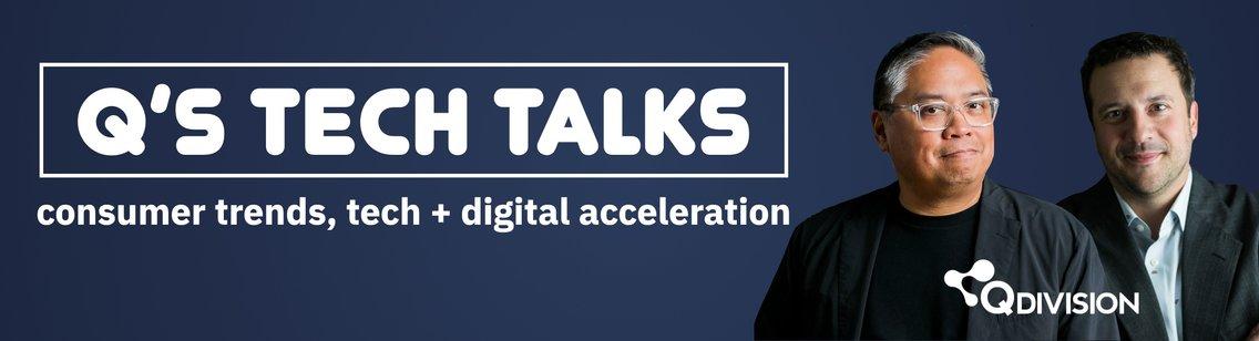 Q's Tech Talks - Cover Image