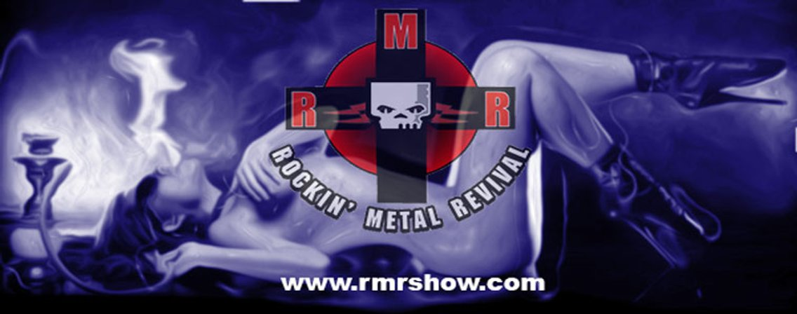 The Interviews - Rockin' Metal Revival - immagine di copertina