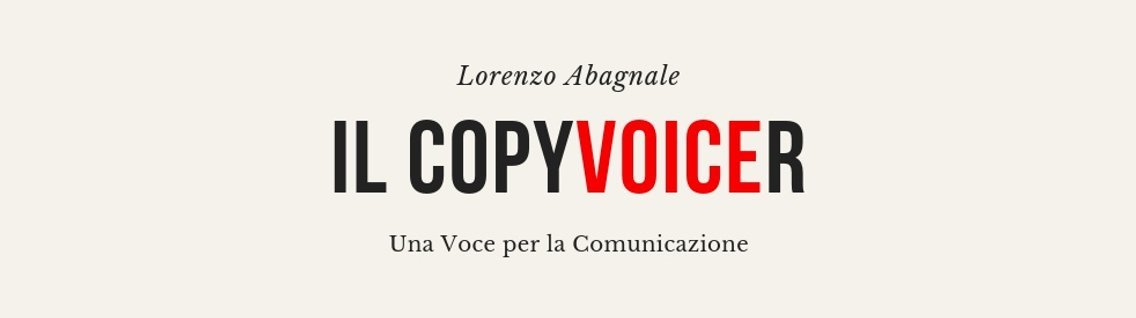 Il CopyVoicer - Cover Image