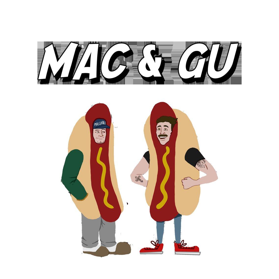 Mac & Gu's Elephant Graveyard - imagen de portada
