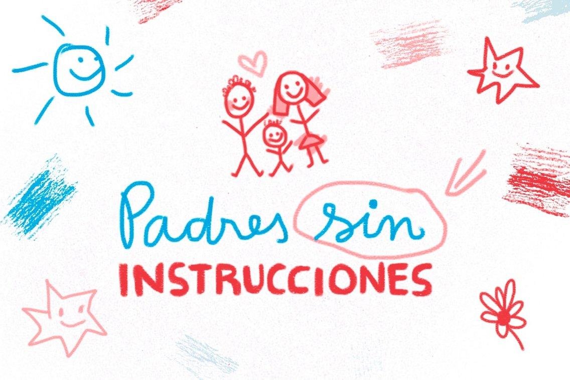 Padres sin instrucciones - Cover Image