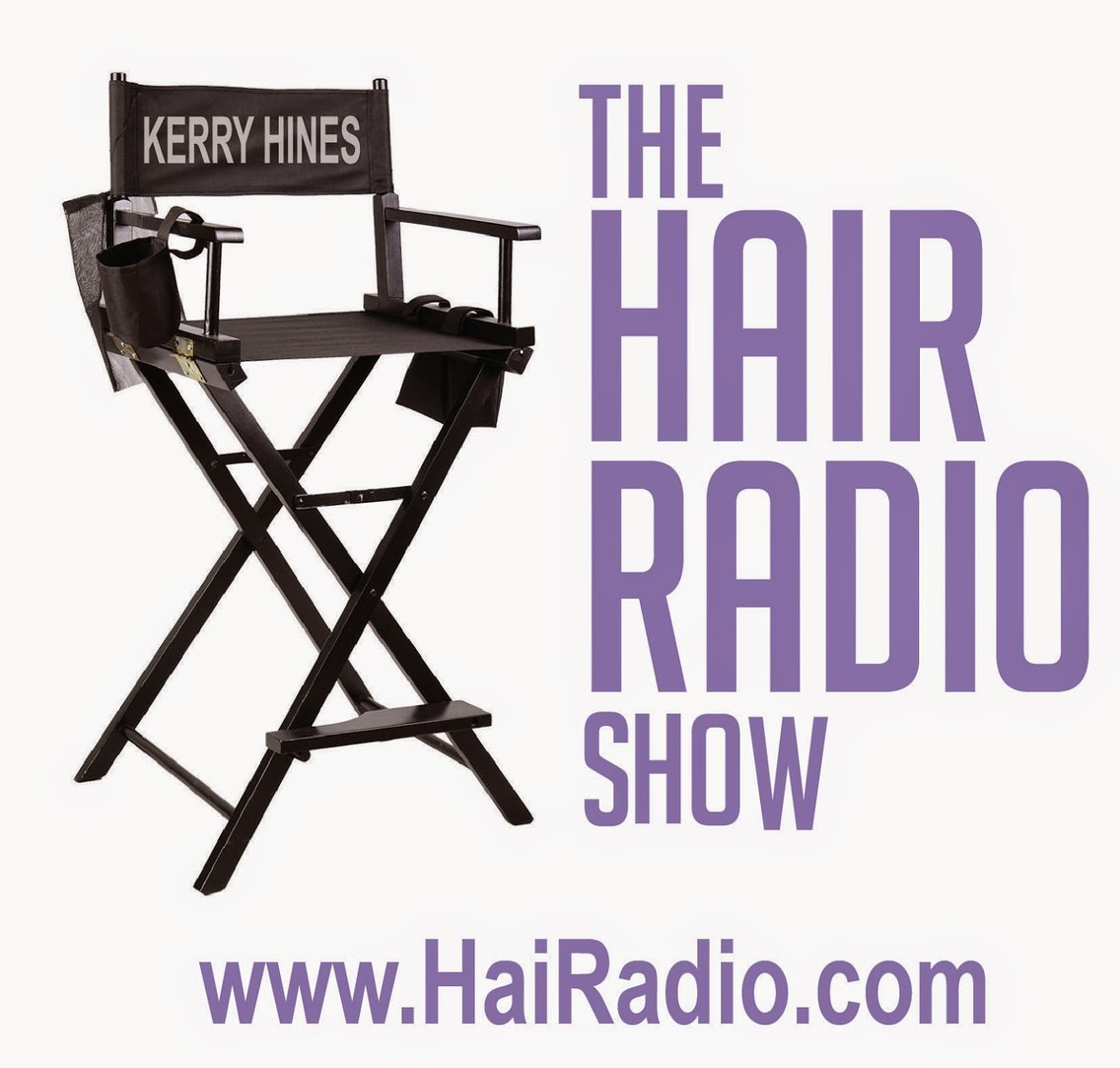 THE HAIR MORNING SHOW WIT' KERRY HINES - Cover Image