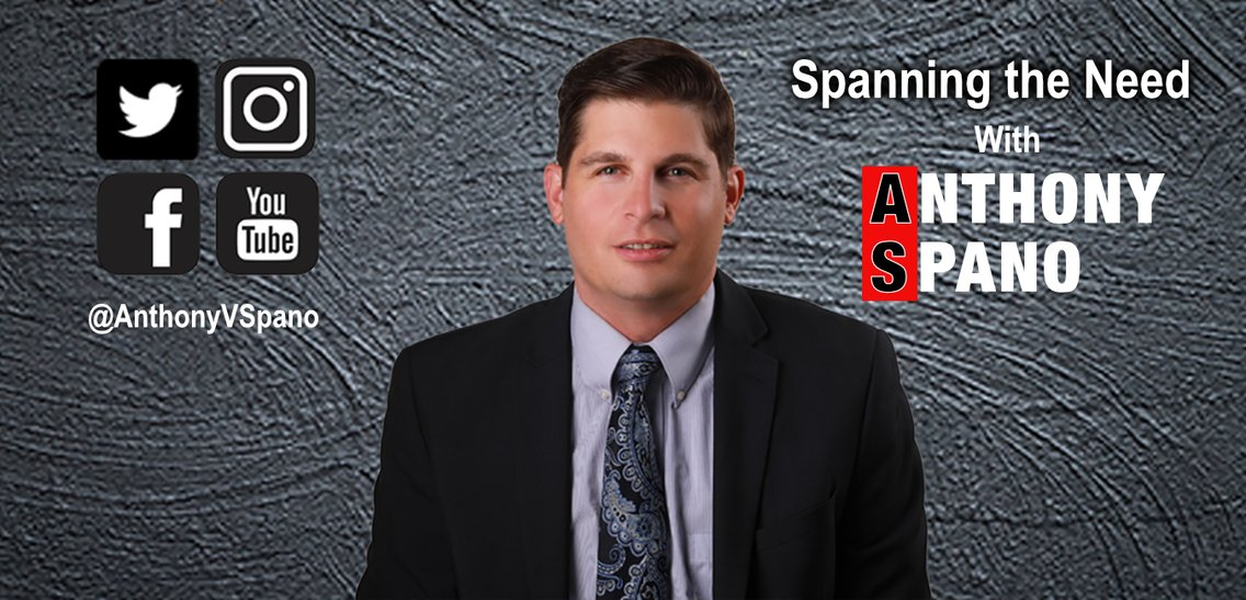 Spanning the Need w/Anthony Spano - immagine di copertina