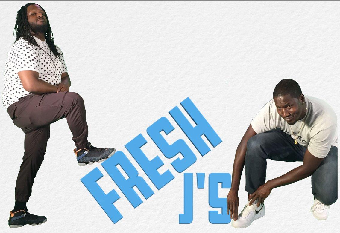 Fresh J's - immagine di copertina
