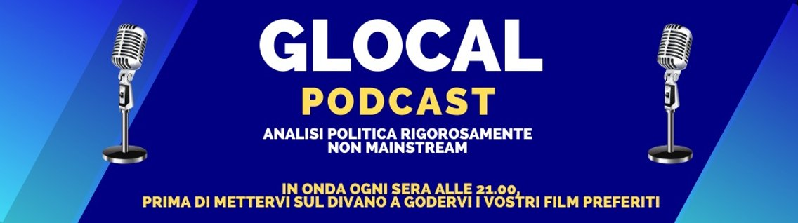 Glocal Podcast - Cover Image
