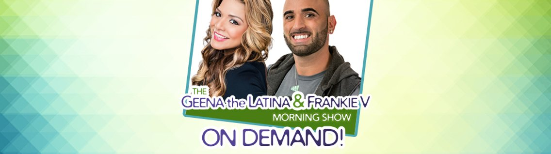 Geena the Latina & Frankie V ON DEMAND - Cover Image