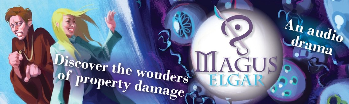 Magus Elgar - Cover Image